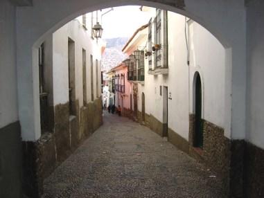 La Paz, Calle Jaen