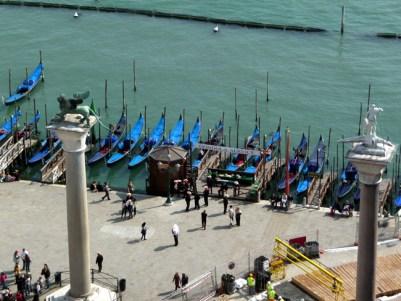 Gôndolas, um ícone veneziano