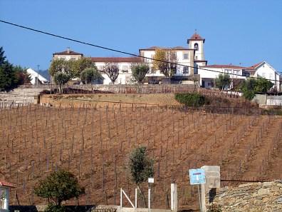 Vinícola no Douro, Portugal