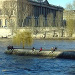 Île de la Cité, em Paris