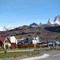 Cidadezinha de El Chaltén, Argentina, lugar perfeito para trilhas e trekkings