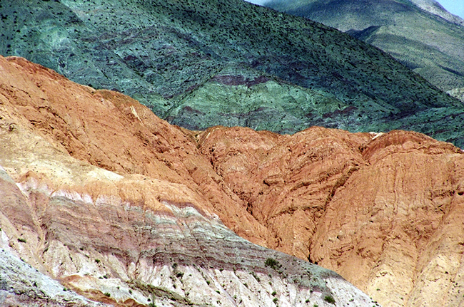 Purmamarca, Serro Colorado