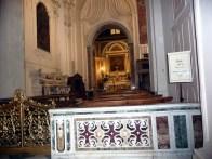 Amalfi, interior do Duomo