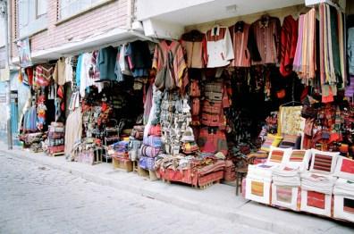 Artesanato aymara, La Paz, Bolívia