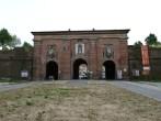 Portas das muralhas de Lucca, Itália