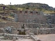 Baño del Inca, Valle Sagrado - Foto Manual do Turista