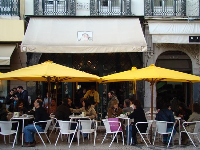 Bairro Alto, Lisboa, Portugal