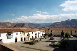 Bairro alto de San Blás, Cusco