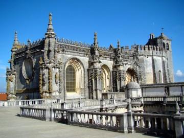 Convento de Cristo em Tomar, Portugal
