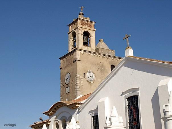 Beja, Igreja de Santa Maria