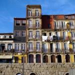 Cais da Ribeira, cidade do Porto