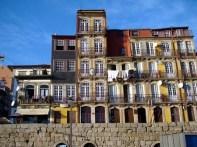Arquitetura, Cais da Ribeira, Porto