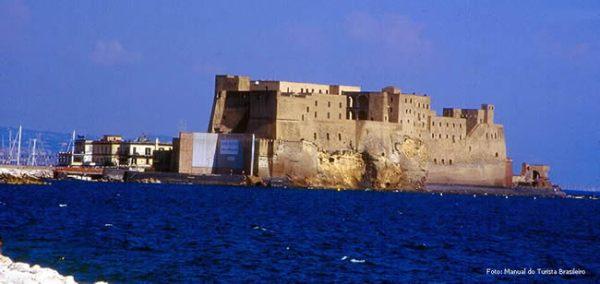 Castel Vecchio, em Nápoles
