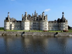 Castelo de Chambord, Valée de la Loire