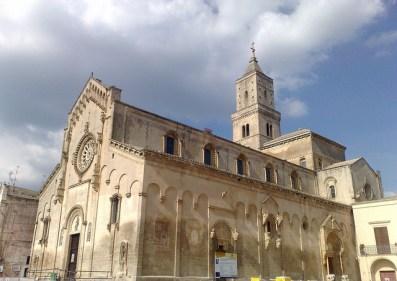 Catedrale, Matera,