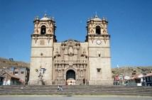 Catedral de Puno, Peru