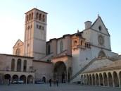 Catedral de San Francisco, Assis, Itália