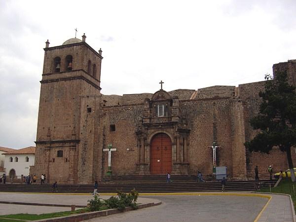 Catedral de San Francisco, La Paz, Bolívia