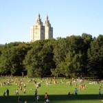 Domingo no Central Park, Manhattan, Nova York, foto Barão