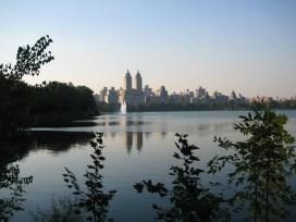 Central Park no verão, Nova York