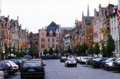 Centro histórico, Bruxelas, Bélgica