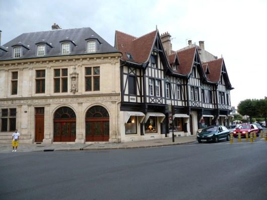 Cidade de Reims, França