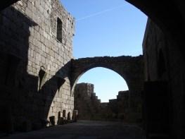 Construção medieval, Serra da Estrela