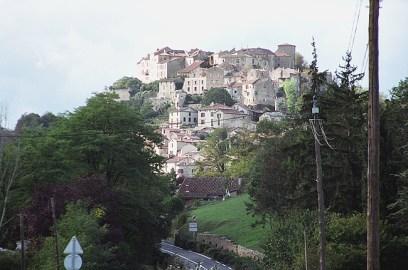 Cordes sur Ciel, França