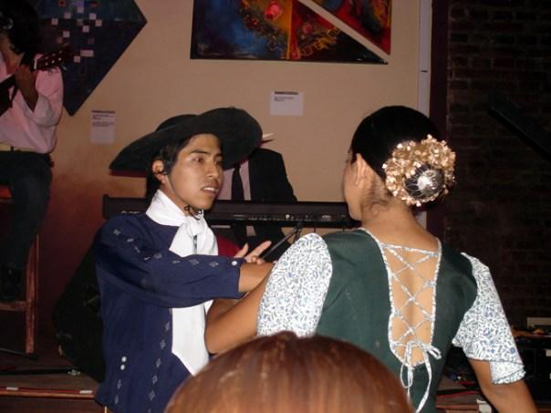 Dança folclórica, Salta