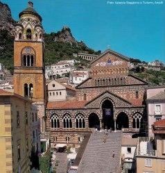 Duomo de Amalfi, Campânia, Itália