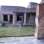 Herculano, Itália ruínas de uma residência romana