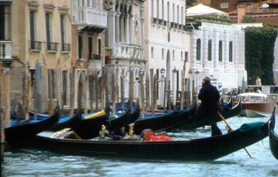 Gôndola, Veneza