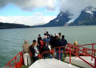 Glaciar Balmaceda, sul do Chile