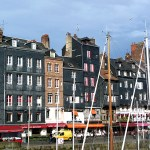 Honfleur, Normandia - Foto Manual do Turista