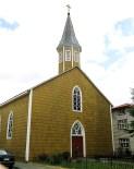 Igreja em Puerto Varas, Chile