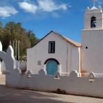 Igrejinha de San Pedro de Atacama