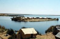 Ilhas Flutuantes dos Uros, Titicaca