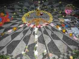Imagine, homenagem a John Lennon, New York