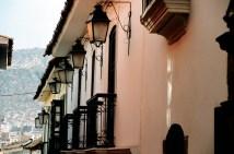 La Paz, Bolívia, bairro colonial
