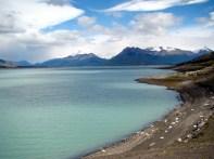 Lago Argentino, patagonia andina