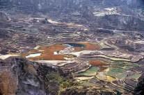 Lagunas magicas, Valle del Colca