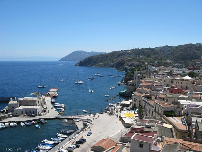Lipari, Itália