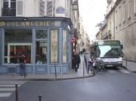 Marais, na Rive Droite, Paris