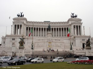 Monumento a Vittorio Emanuele, Roma