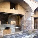 Cantina em Ostia Antica, Itália