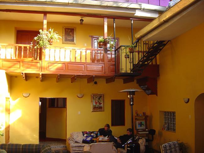Pousada em Cusco, Peru