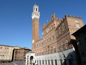 Palazzo Comunale de Siena, Itália