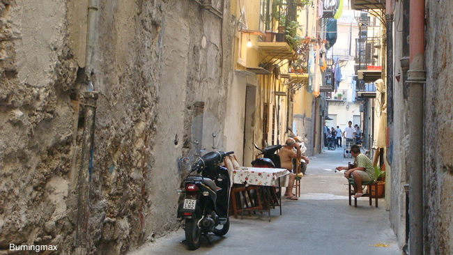 Palermo, Vucciria