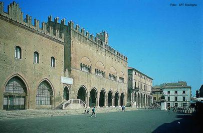 Piazza Cavour, Rimini, Itália