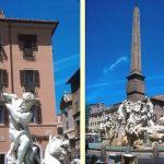 Piazza Navona, Roma, Itália